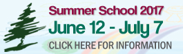 2015 DCE Summer School Information